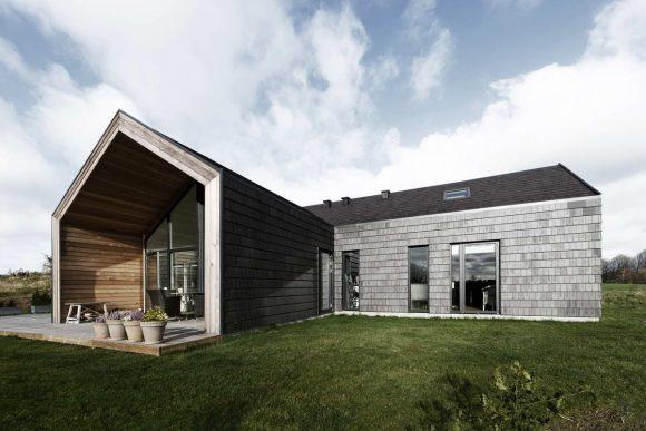 Загородный дом в Дании 7