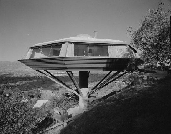 Дом будущего из прошлого