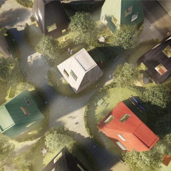 Вертикальная деревня