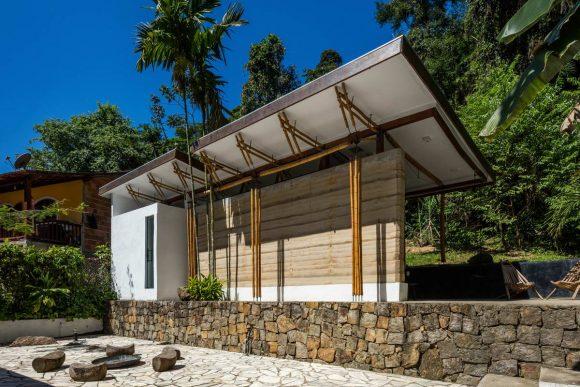 Домик для отдыха в Бразилии