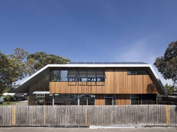Экологичный дом в Австралии