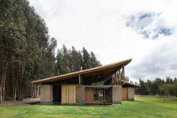 Дом для отдыха и гостей
