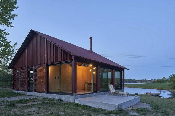 Очень простой домик