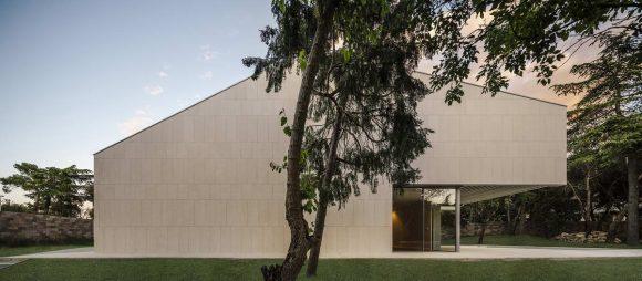 Скульптурный дом в Испании 2