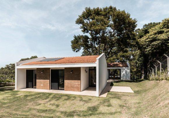 Двойной дом в Бразилии