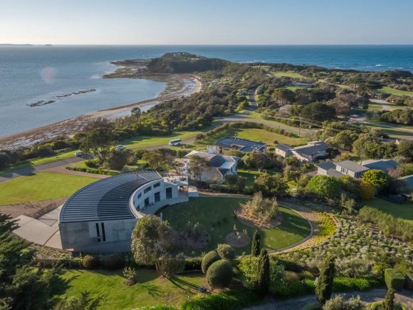 Солнечный дом в Австралии