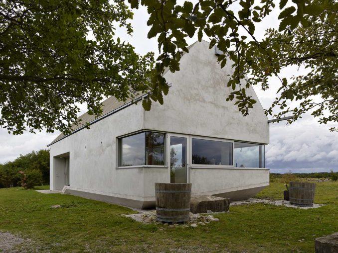 Простой шведский дом