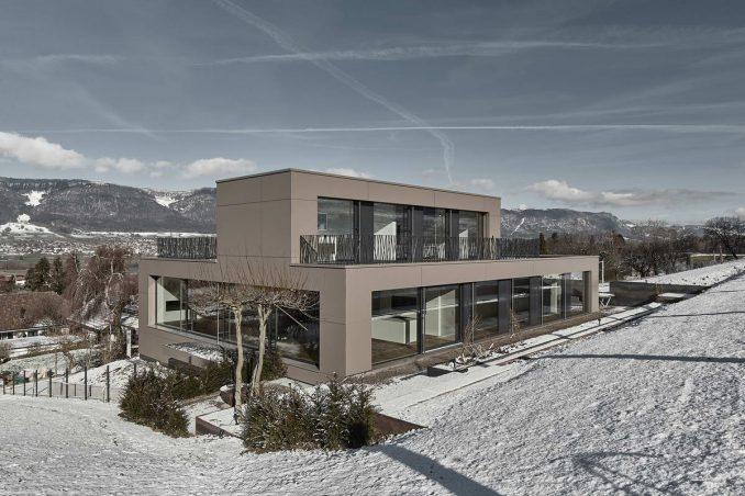 Швейцарский модернист
