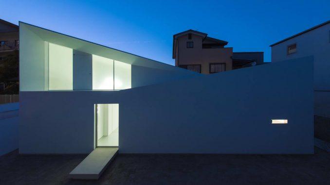 Дом Мёбиуса по-японски