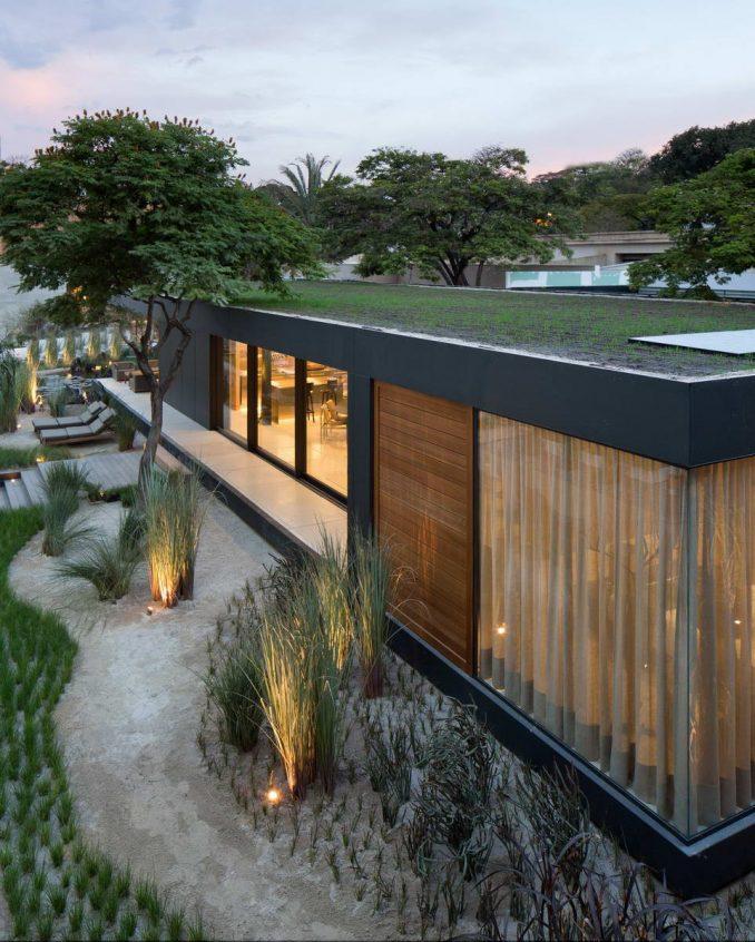 Очень бразильский дом 21 века