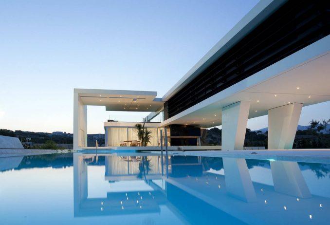 Дом-яхта в Греции