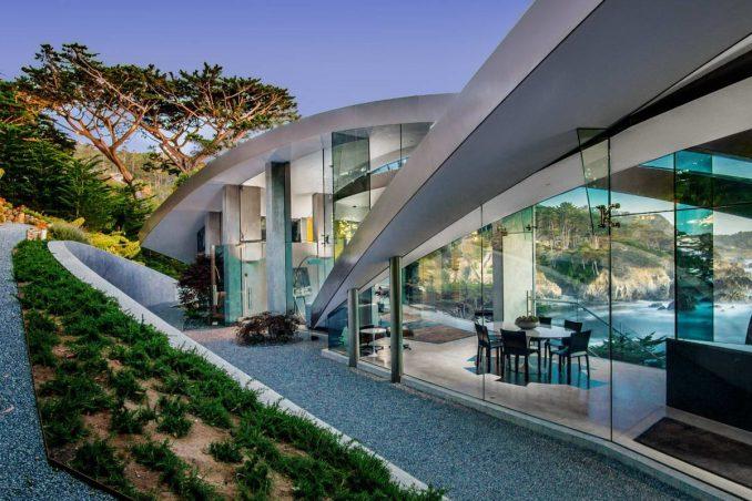 Фантастический дом в Калифорнии