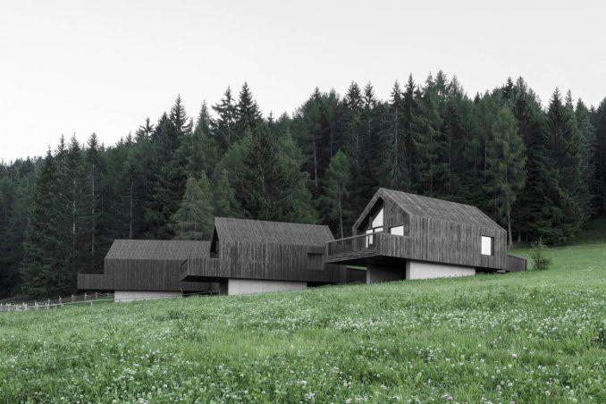 Очень простые домики