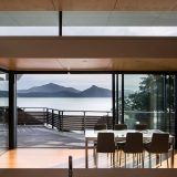 Дом мечты на склоне у озера