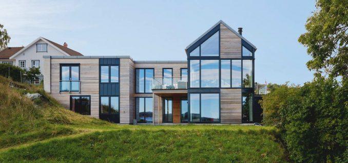 Многоликий норвежский дом