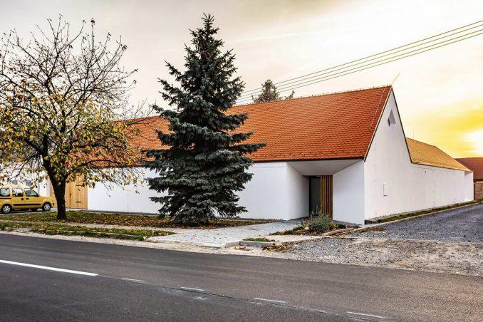 Традиции и модернизм деревенского дома