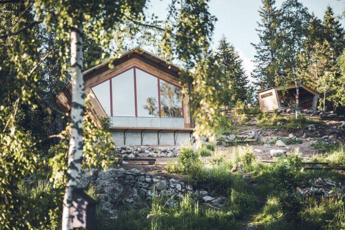 Домик для отдыха в Норвегии