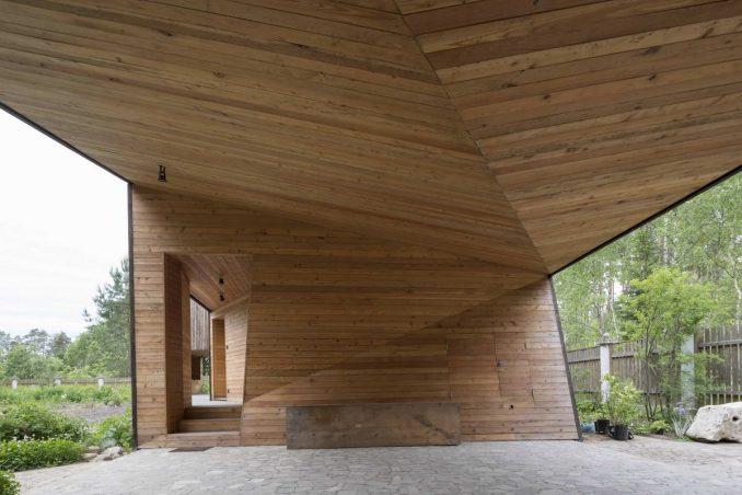 Просто дом для архитектора