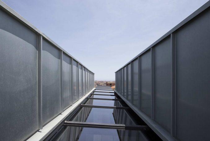 Домик на крыше в Италии - Интерьер