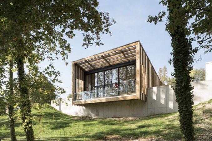 Дом для пожилых во Франции и ноу-хау