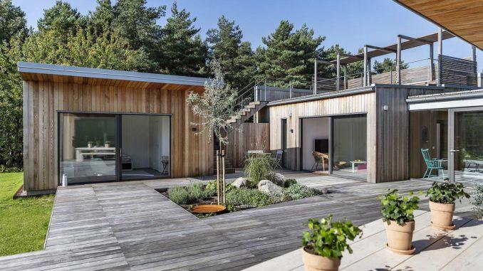 Три лучших дома октября 2019 года - Интерьер